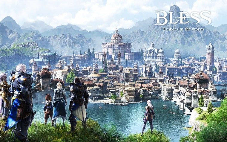 Bless Online HD Wallpapers