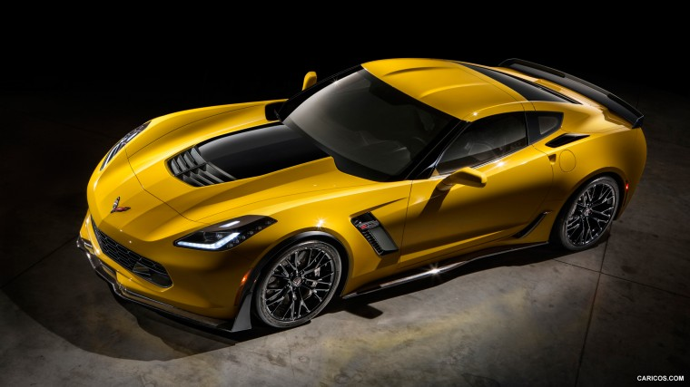 Chevrolet Corvette Z06 Wallpapers