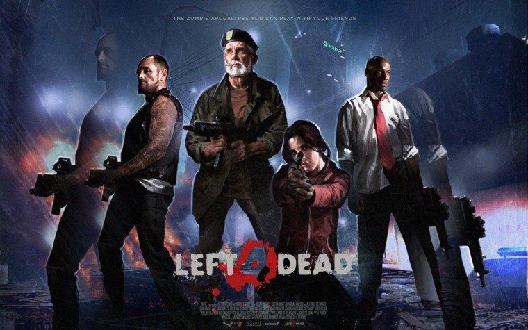 Left 4 Dead HD Wallpapers