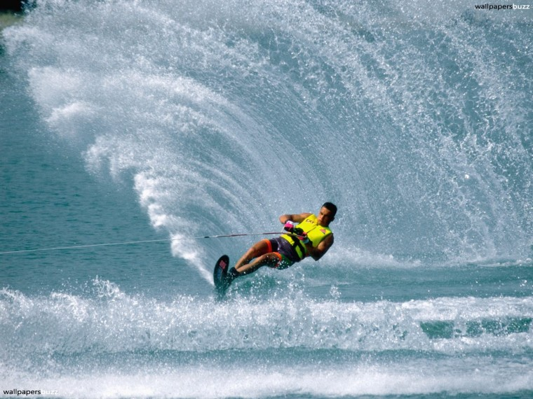 Slalom Skiing Wallpapers