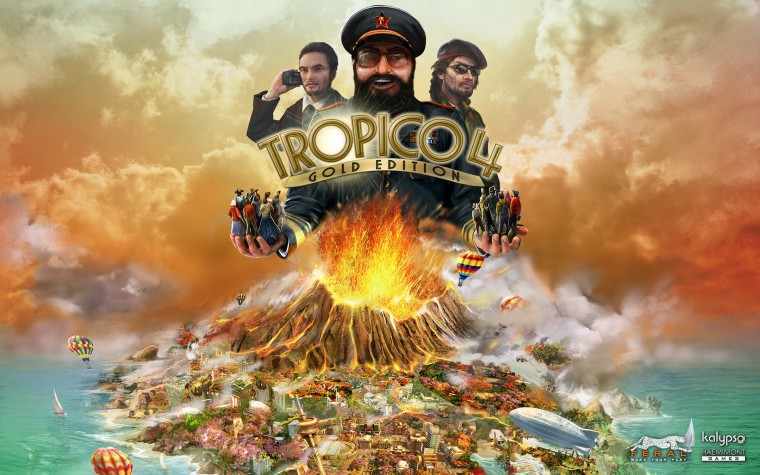 Tropico 4 HD Wallpapers