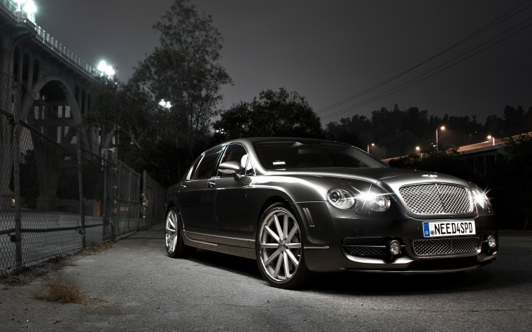 Bentley Continental Flying Spur Wallpapers