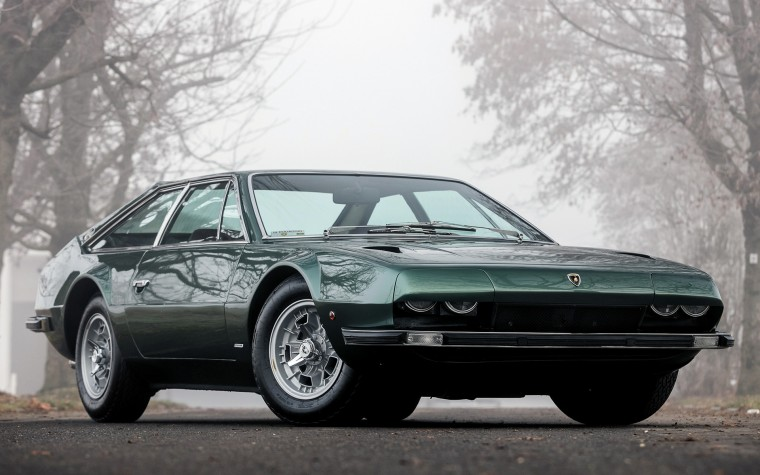 Lamborghini Jarama Wallpapers