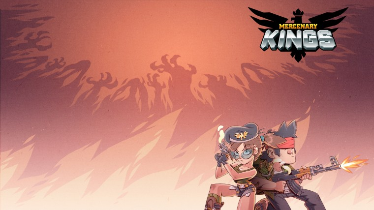 Mercenary Kings HD Wallpapers