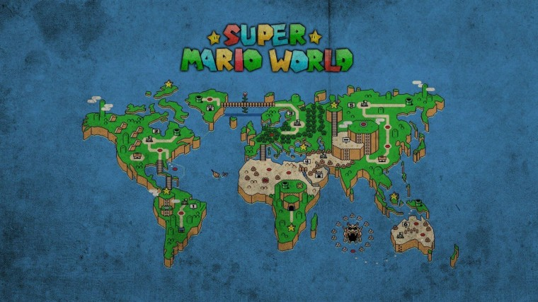 Super Mario World HD Wallpapers