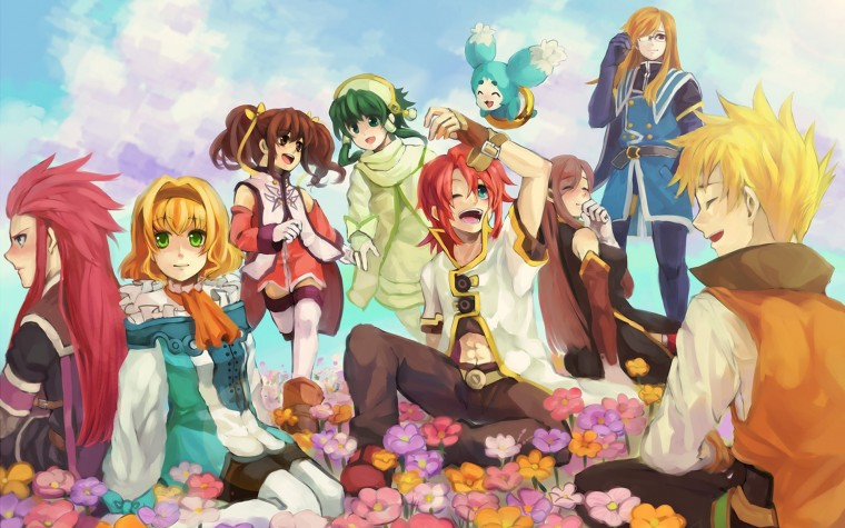 Tales Of The Abyss HD Wallpapers