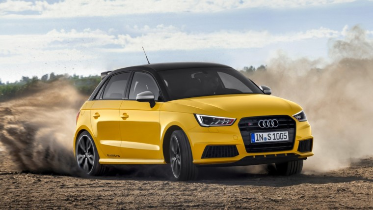 Audi S1 Sportback Wallpapers
