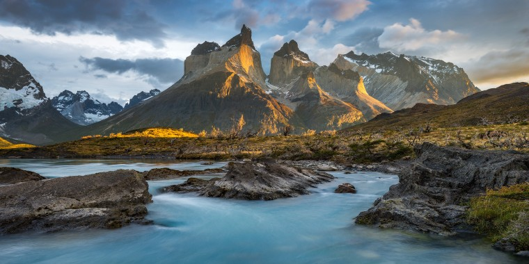 Torres del Paine Wallpapers