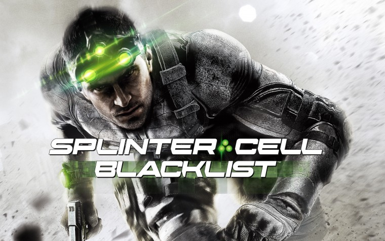 Tom Clancy's Splinter Cell: Blacklist HD Wallpapers