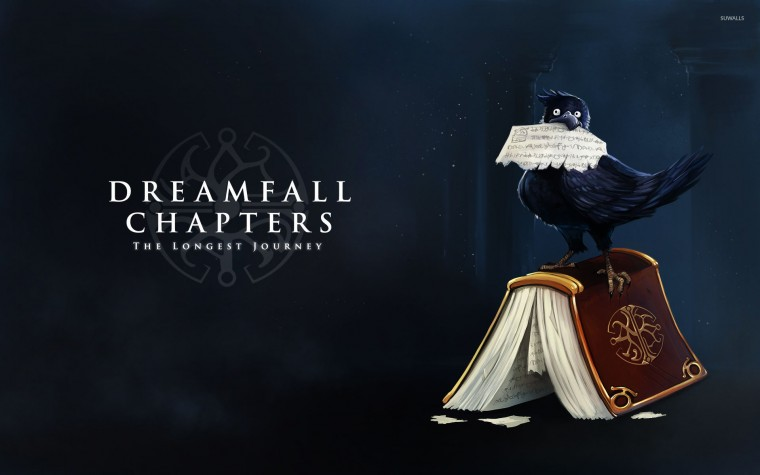 Dreamfall Chapters: The Longest Journey HD Wallpapers