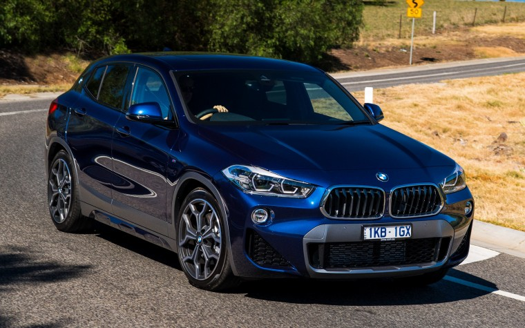 BMW X2 M Sport X Wallpapers