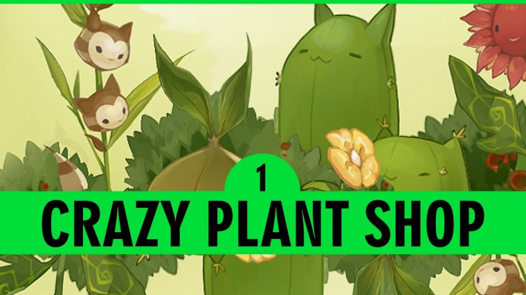Crazy Plant Shop HD Wallpapers
