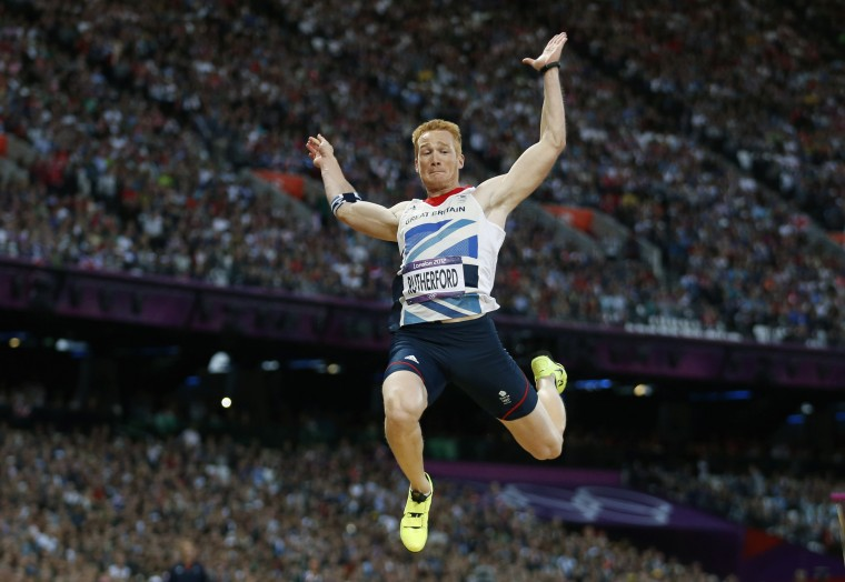 Greg Rutherford Wallpapers