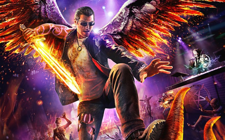 Saints Row: Gat Out Of Hell HD Wallpapers