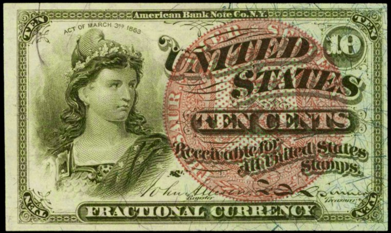 Fractional Currency Wallpapers