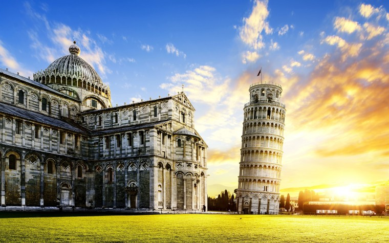 Leaning Tower Of Pisa Wallpapers