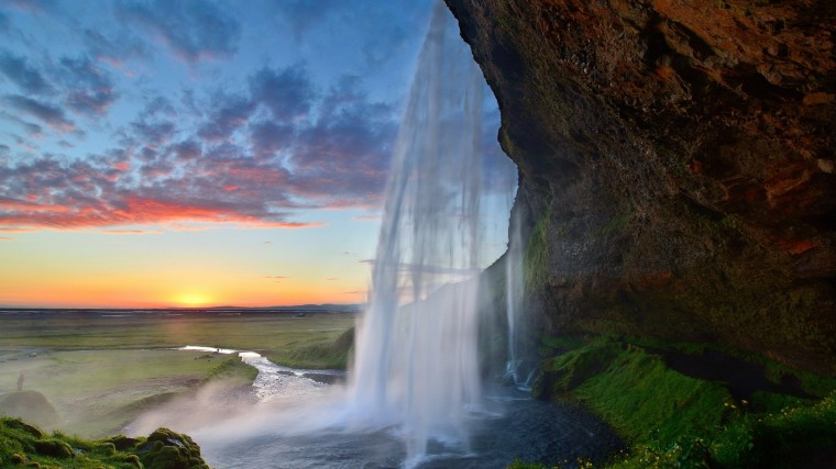 Seljalandsfoss Wallpapers