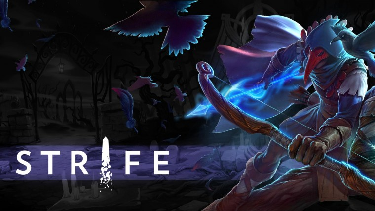Strife HD Wallpapers