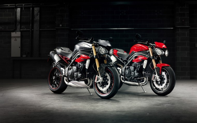 Triumph Speed Triple Wallpapers