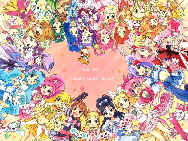 Pretty Cure! Wallpapers