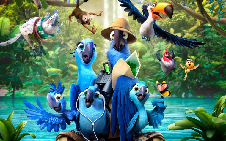 Rio 2 Wallpapers
