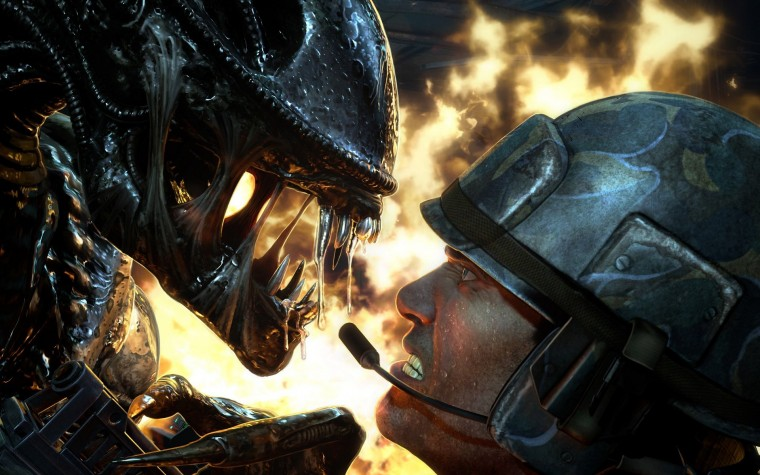 Aliens: Colonial Marines HD Wallpapers