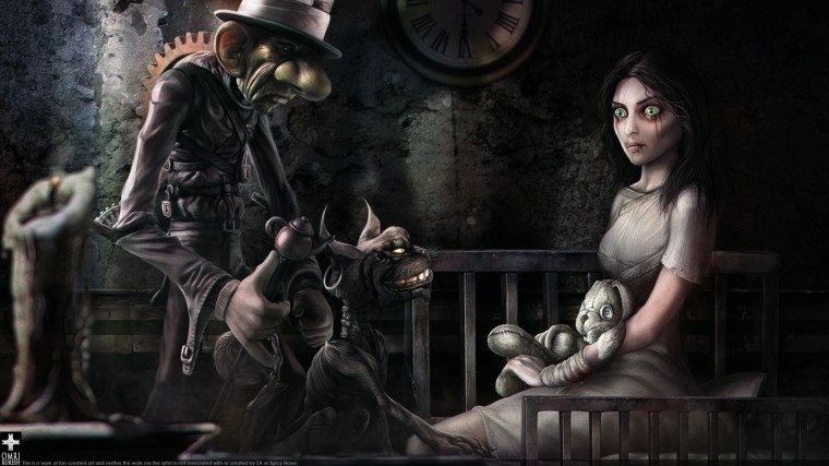 American McGee's Alice HD Wallpapers