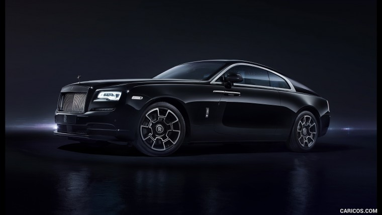 Rolls-Royce Wraith Wallpapers