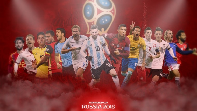 FIFA World Cup 2018 Wallpapers