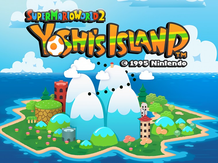 Super Mario World 2: Yoshi's Island HD Wallpapers