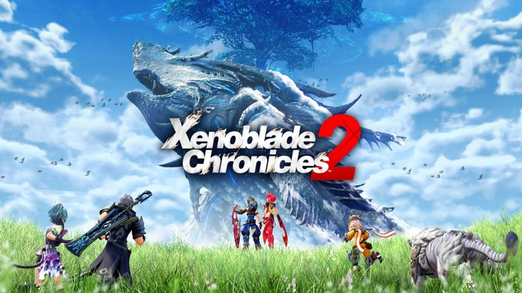 Xenoblade Chronicles 2 HD Wallpapers