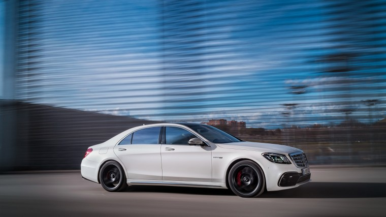 Mercedes-Benz S63 AMG Wallpapers