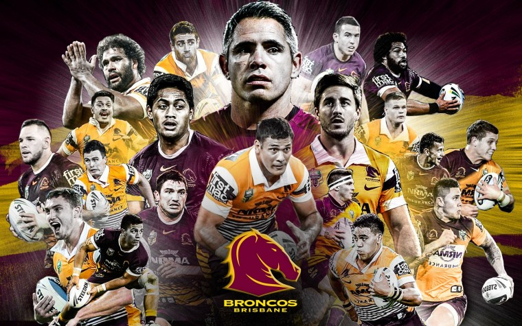 Brisbane Broncos Wallpapers