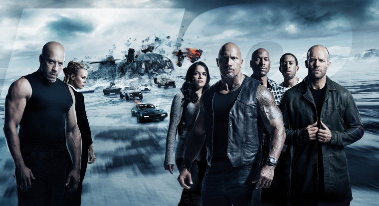 The Fate of The Furious Wallpapers