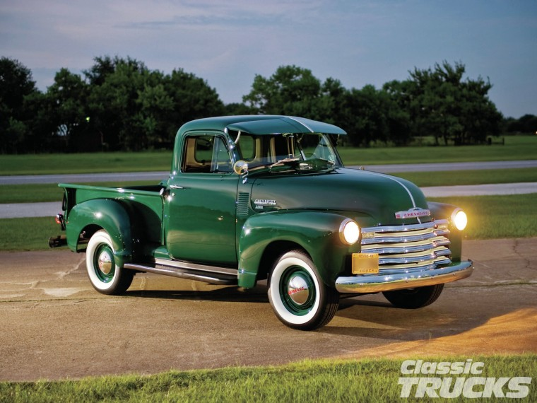 Chevrolet 3100 Wallpapers