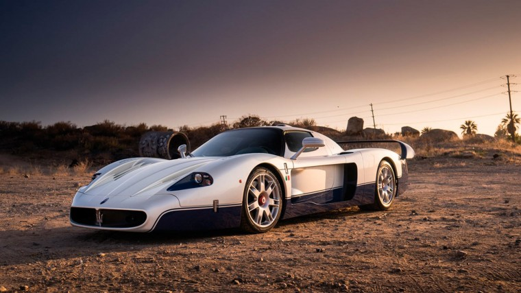 Maserati MC12 Wallpapers