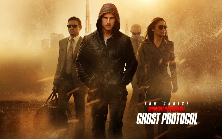 Mission: Impossible – Ghost Protocol Wallpapers