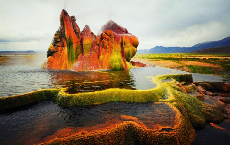 Fly Geyser Wallpapers