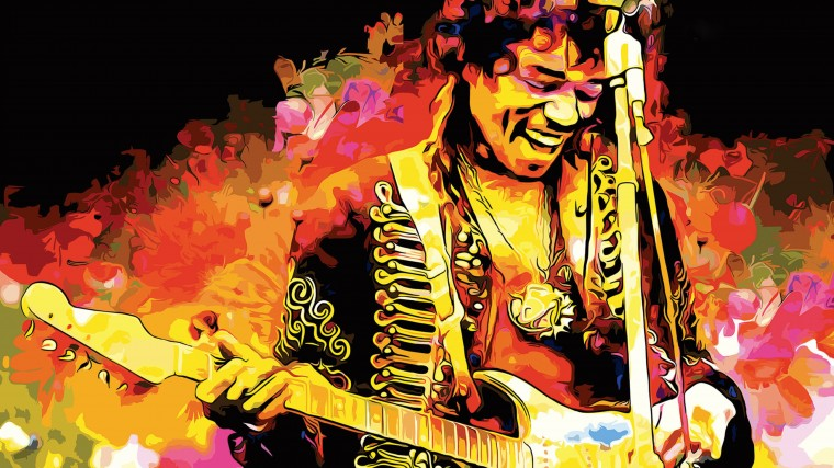 Jimi Hendrix Wallpapers