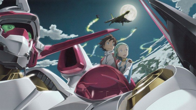 Eureka Seven Wallpapers