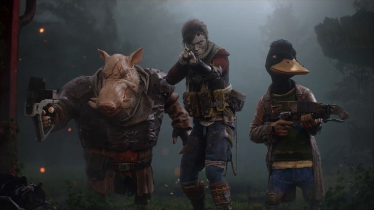 Mutant Year Zero: Road to Eden HD Wallpapers