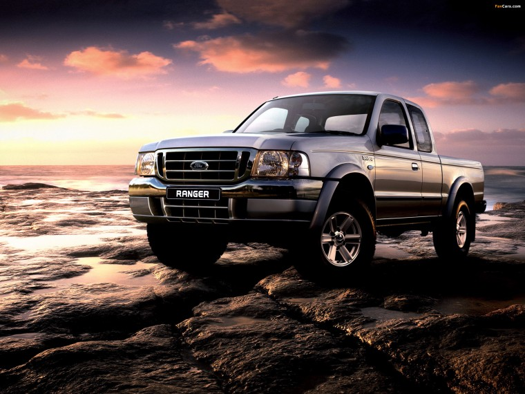 Ford Ranger Wallpapers