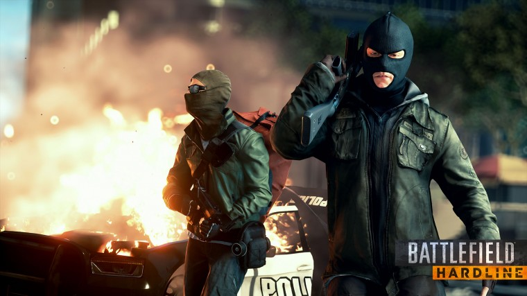 Battlefield Hardline HD Wallpapers