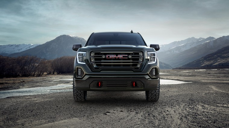 GMC Sierra Wallpapers