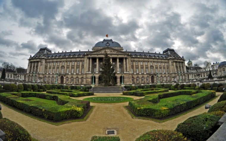Royal Palace of Brussels Wallpapers