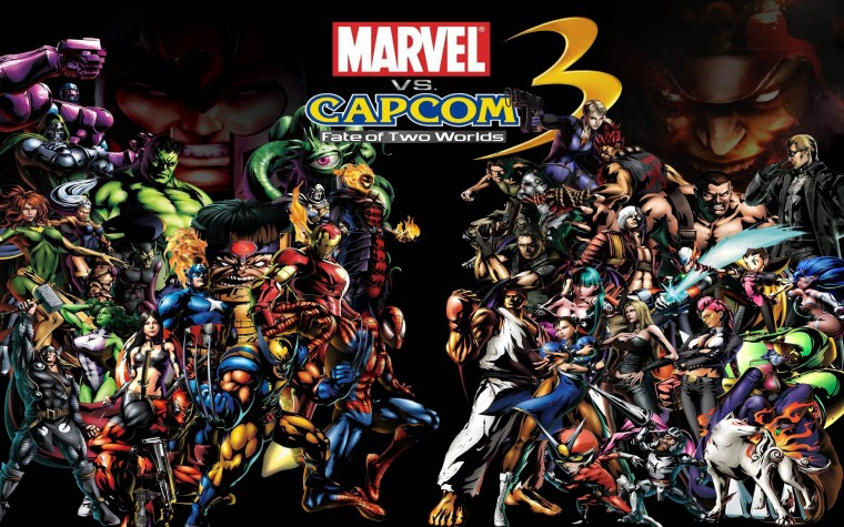 Marvel vs. Capcom 3: Fate of Two Worlds HD Wallpapers