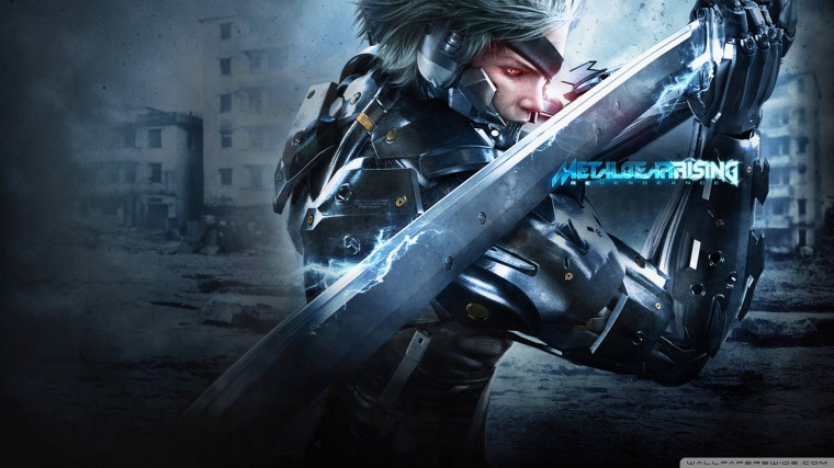 Metal Gear Rising HD Wallpapers