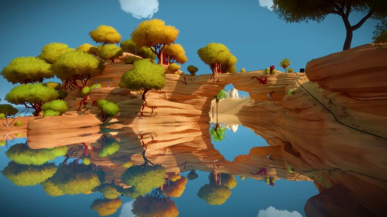 The Witness HD Wallpapers