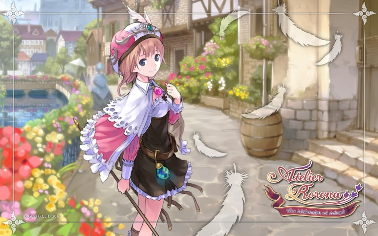 Atelier Rorona Wallpapers