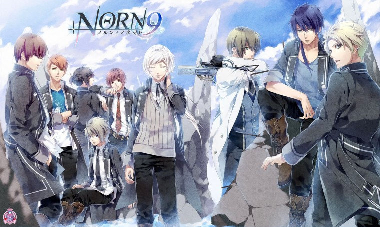 Norn9: Norn + Nonette Wallpapers